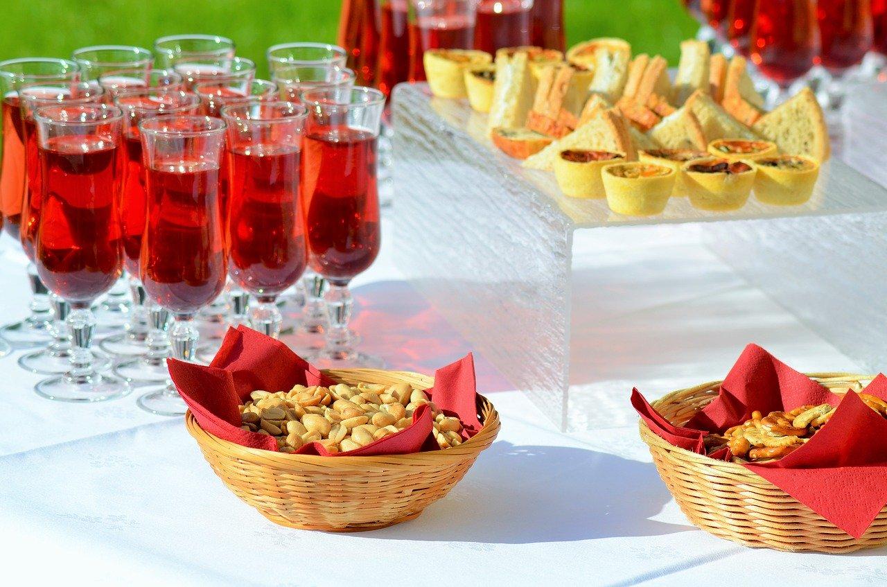 vin honneur maison